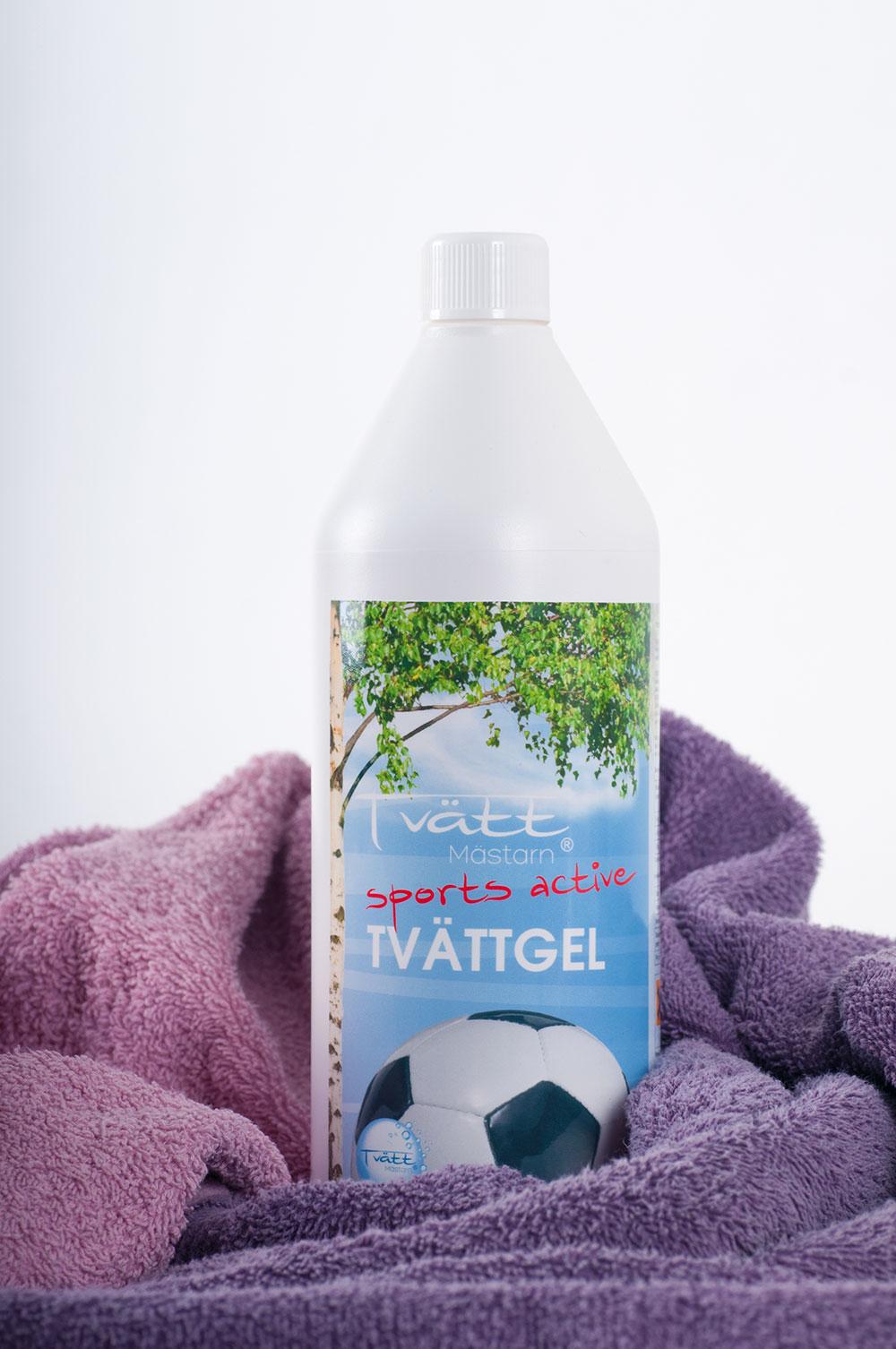 Tvättmästarns Sports Active Tvättgel